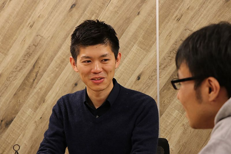 株式会社ニューロスペースの代表取締役CEO 小林孝徳氏