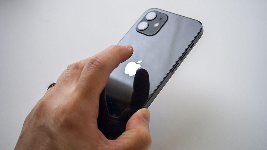 iPhoneの背面タップのイメージ