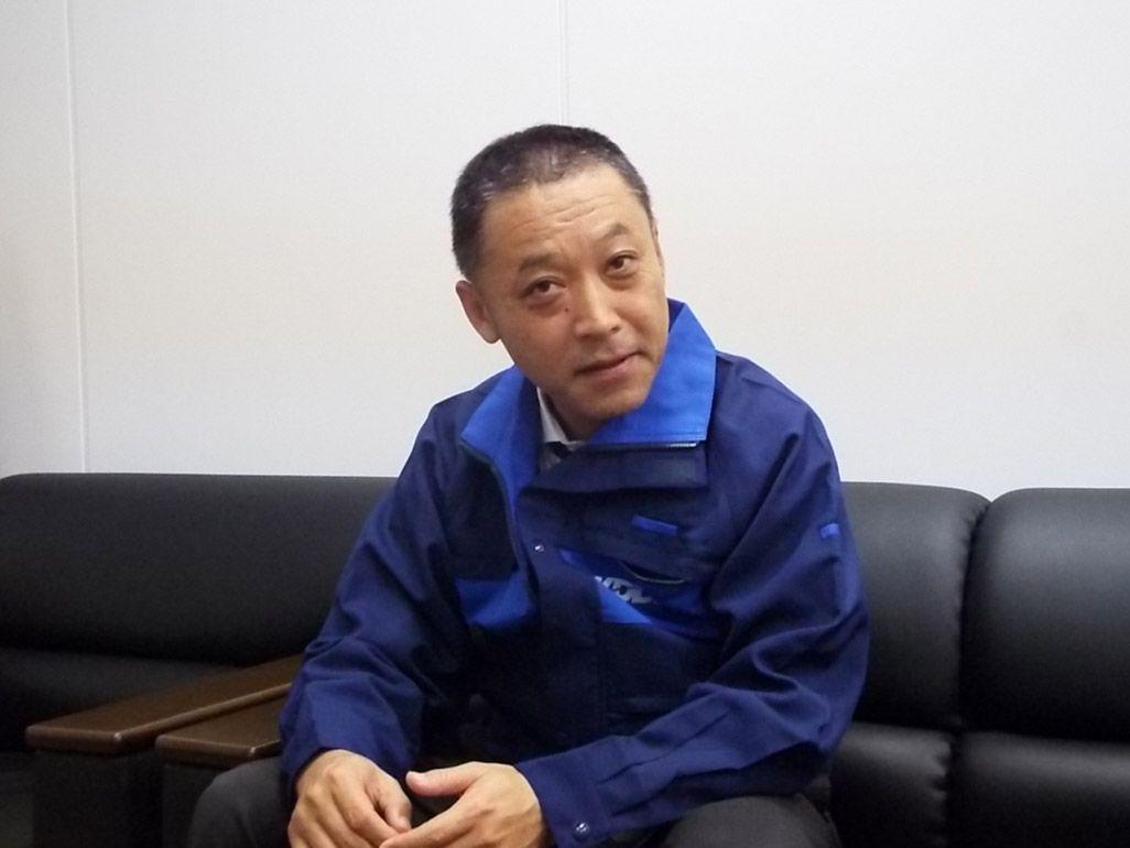 技術統括本部 運用本部 運用管理部 フィールド統括グループ・尾崎勝政