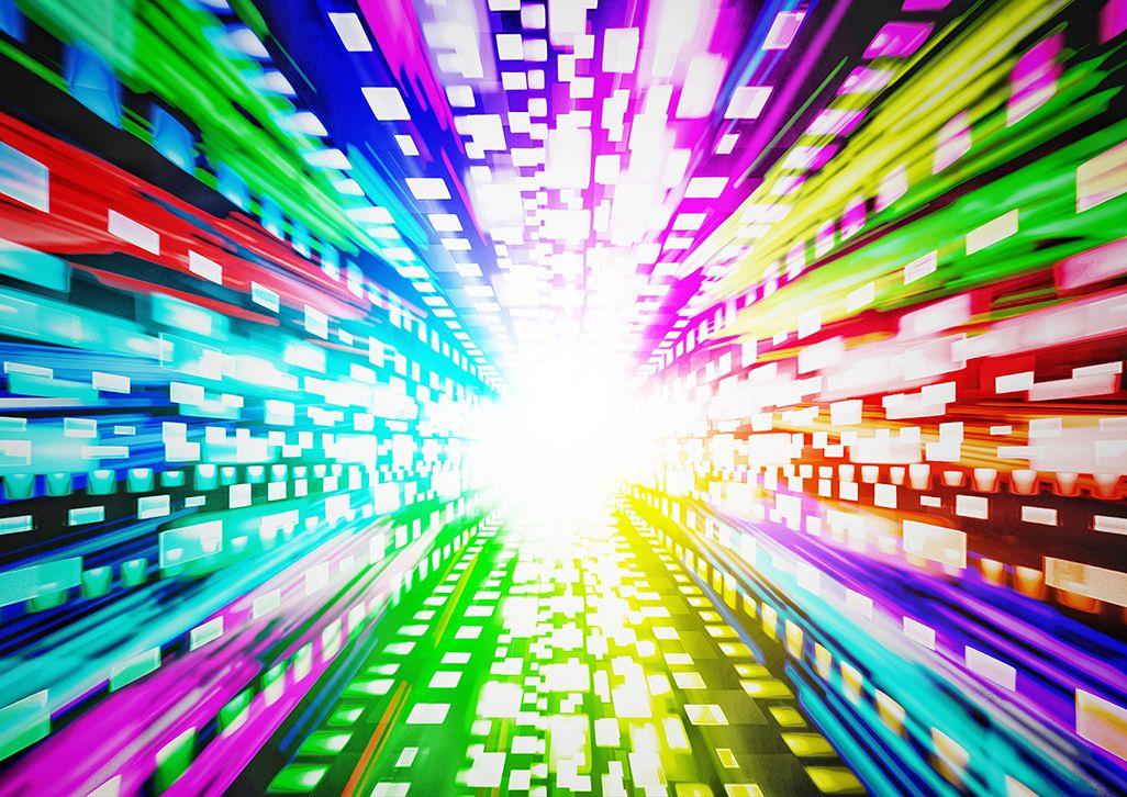 電子発光のイメージ