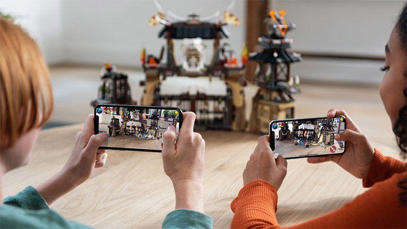 iPhone XS AR App