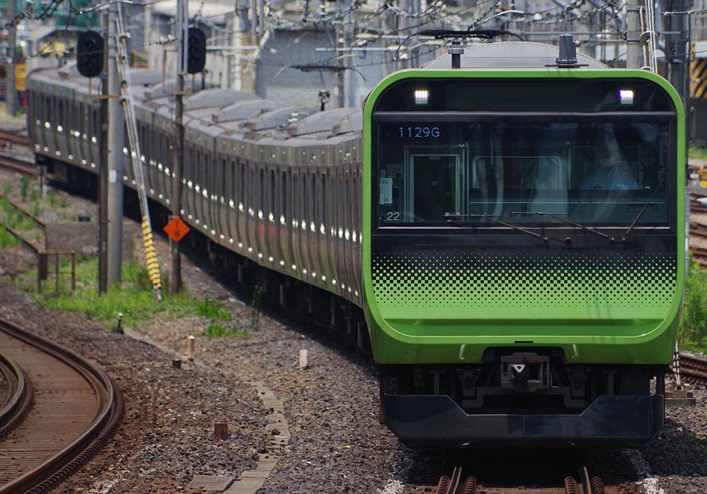 JR東日本の山手線