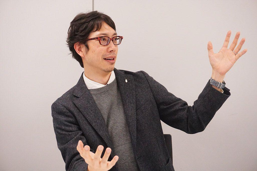 KDDI商品企画本部プロダクト開発1部・水田修