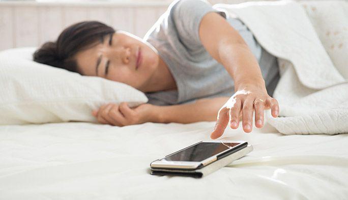 これで絶対に寝坊しない? おやすみモード・ナイトシフトなど「iPhone起床法」