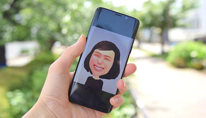 Galaxy S9+ / S9 アバター