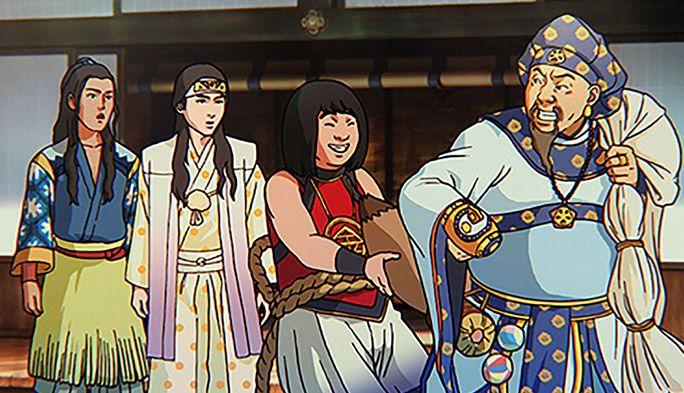 au『三太郎』が5周年で初のアニメ化! CM5年の歴史を振り返る