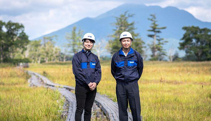 尾瀬国立公園の課題に通信が果たす役割 登山者の安全確保からシカ対策まで