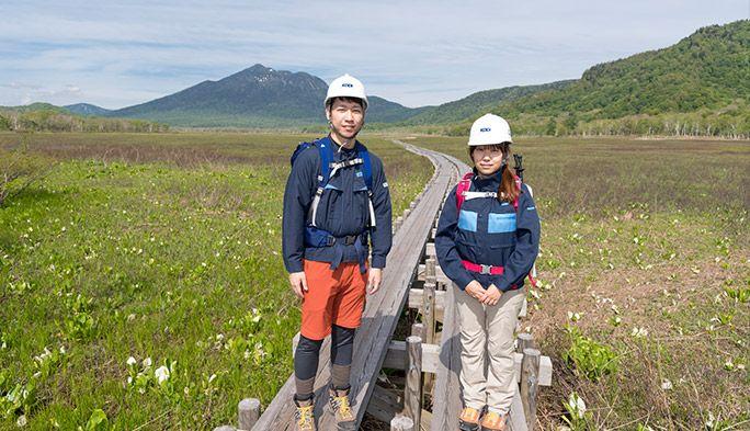 登山者の安心と快適のために——尾瀬で携帯電話が使えることの意義