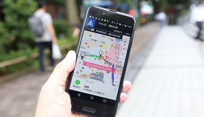 バス運行状況や屋内ルートが便利! 乗換案内アプリ『auナビウォーク』を検証してみた