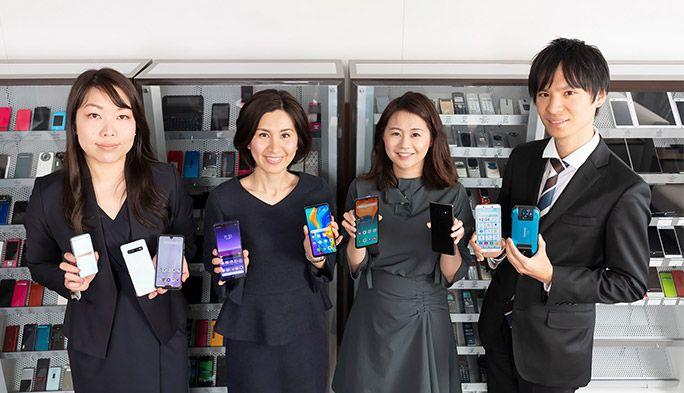 Xperia・Galaxy・AQUOS・TORQUE…au2019夏モデルの注目ポイントを漢字2文字で紹介