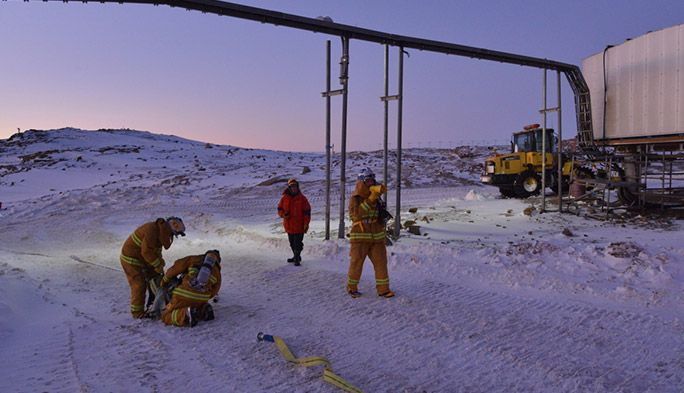 火災に停電、遭難も! KDDI社員、南極のトラブルに備える【南極連載2017第4回】