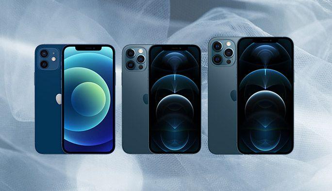 iPhone 12シリーズとiPhone 11シリーズを比較!Pro/Pro Maxの違いも紹介