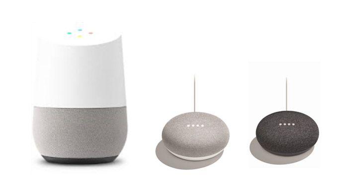 スマートスピーカー『Google Home』ファミリーが日本上陸 Mini、Maxとの違いも解説