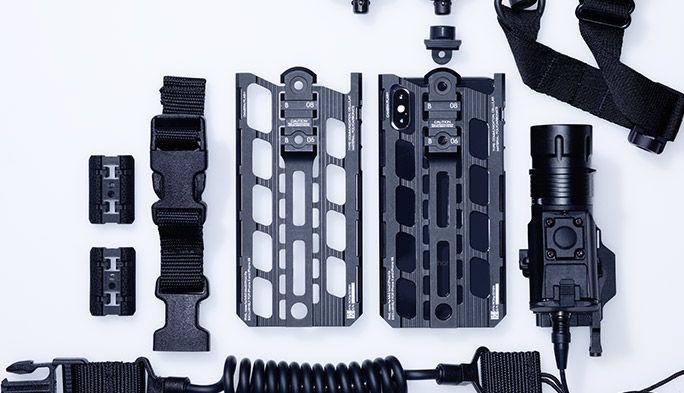 カトキハジメがiPhoneケースをデザイン! 『RAILcase』のすべてを紹介します