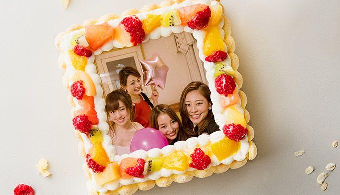 その写真、ケーキにしちゃう? スマホ写真のおもしろプリントサービス5選