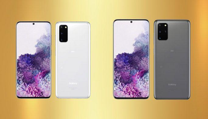 5G対応スマホ『Galaxy S20 5G/S20+ 5G』とS10/S10+、S9/S9+を徹底比較