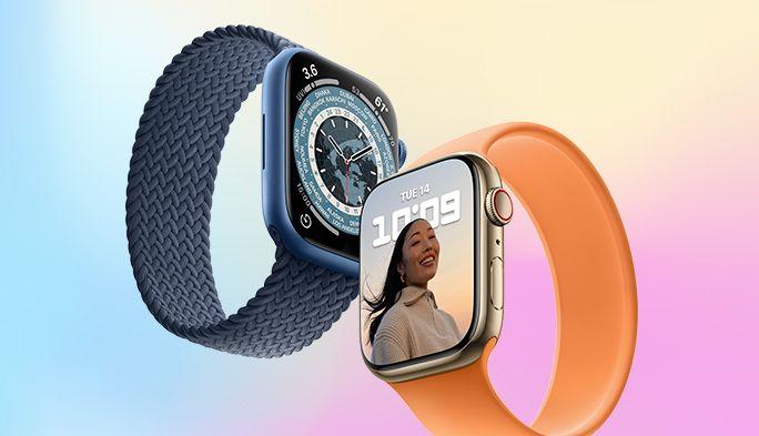 「Apple Watch Series 7」はどう進化した?「Series 6」「SE」と比較して特長を深掘り