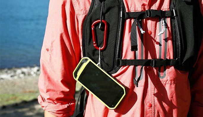 カジュアル登山家急増中! タフネススマホとGPSアプリで気軽に始める「つながる登山」体験記