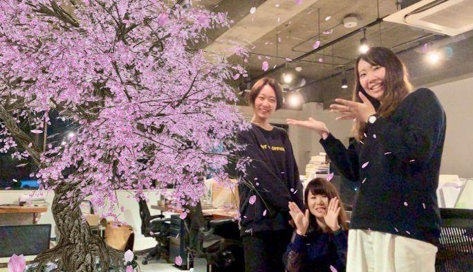 自宅でお花見を! スマホやVRを使った『エア花見』で桜をバーチャル体験