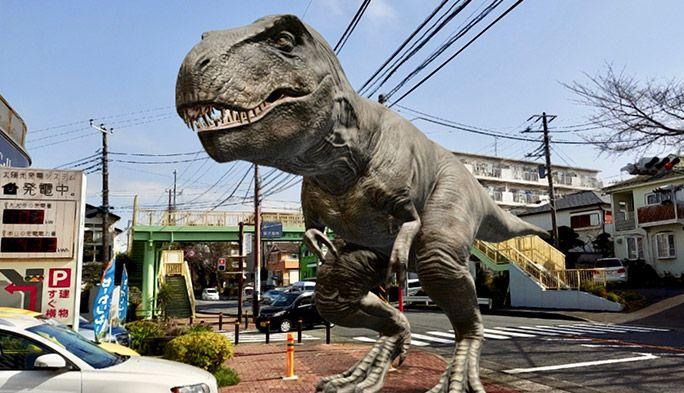 スマホで体験できるARの進化がすごい!自宅に出現する等身大の恐竜やアートで学び体験など