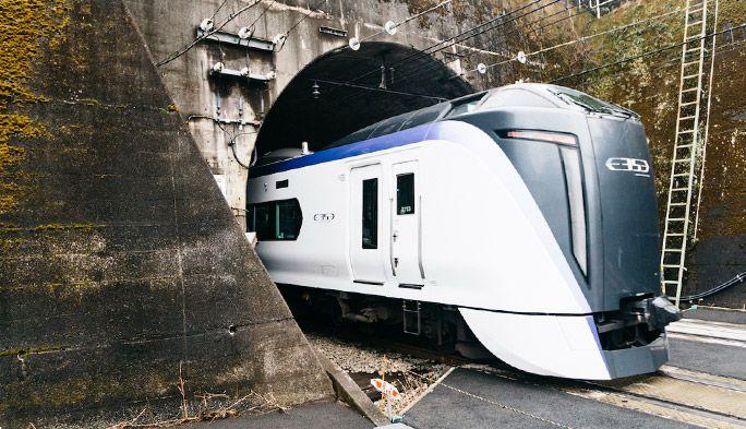 トンネルでもスマホの電波がつながる仕組みとは? 特急あずさの電波対策に密着した