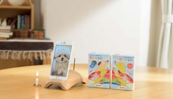 天国のパートナーをいつでもそばに感じられる。日本初のスマホでできるペット供養「ペットト」