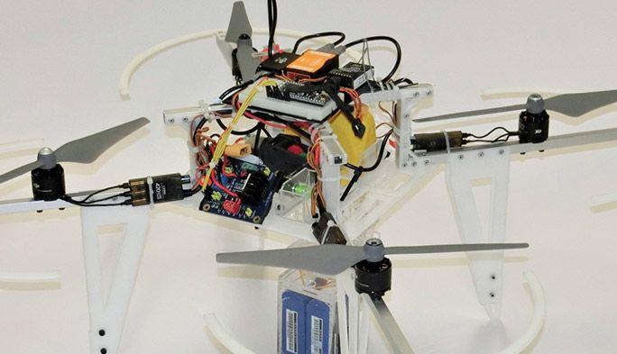 空中バッテリー交換システム