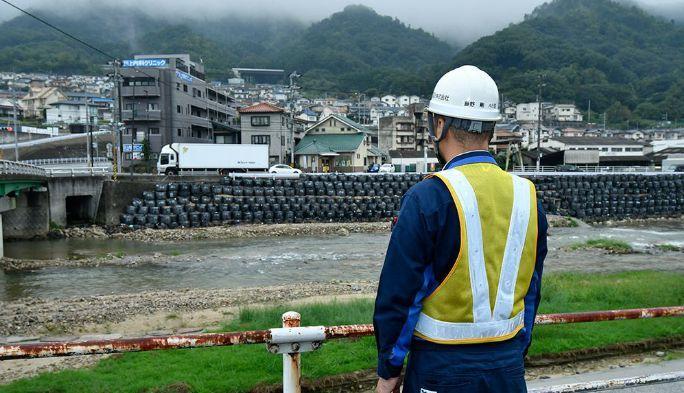 「通信を止めるな」西日本豪雨のなか光ケーブルを守り抜いたKDDIの184時間