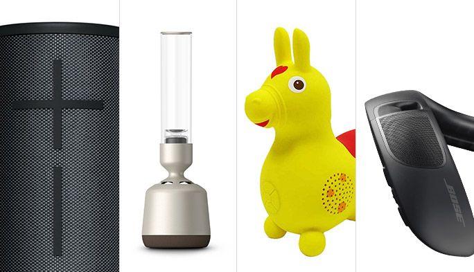 『Bluetoothスピーカー』はどれを選ぶ? シーン別におすすめモデルを紹介