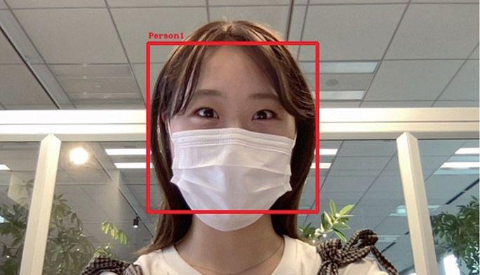 マスク着用時も表情認識が可能に コロナ禍の新しい日常に対応したKDDIのAI技術
