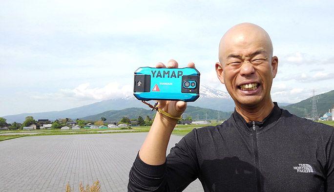 日本の山々を旅する田中陽希さんがauのタフネススマホ『TORQUE』を選ぶワケ