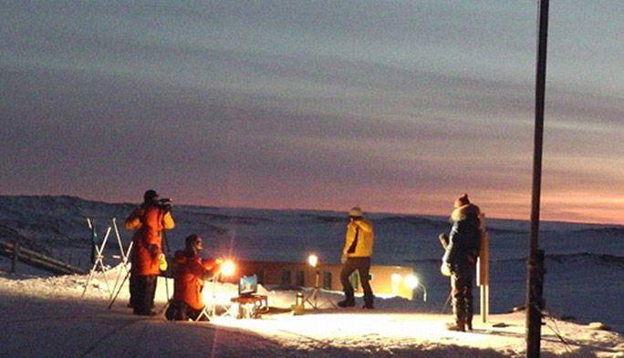 南極に到着! 白夜、オーロラに遭遇【南極連載2017第2回】