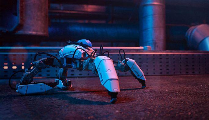 米Appleストアが認めた ARバーチャル対戦できるバトルロボット『MekaMon』がアツい