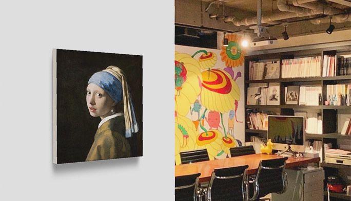スマホで世界の美術館めぐりができる『バーチャルミュージアム』 名作を自宅でAR展示も