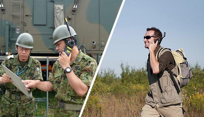 基地局は人工衛星! 世界でつながる『イリジウム携帯』が活躍する意外なシーンとは