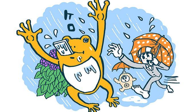 水濡れや破損に注意! 「ニッポンの夏 スマホトラブルの夏」