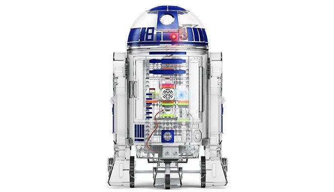 『スター・ウォーズ』ファン感涙! 『R2-D2』をプログラミングして自分だけのドロイドに
