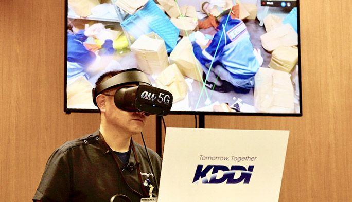 5G×VR活用で災害現場の救急医療活動に変革を! 日本初の「VR指揮所」とは