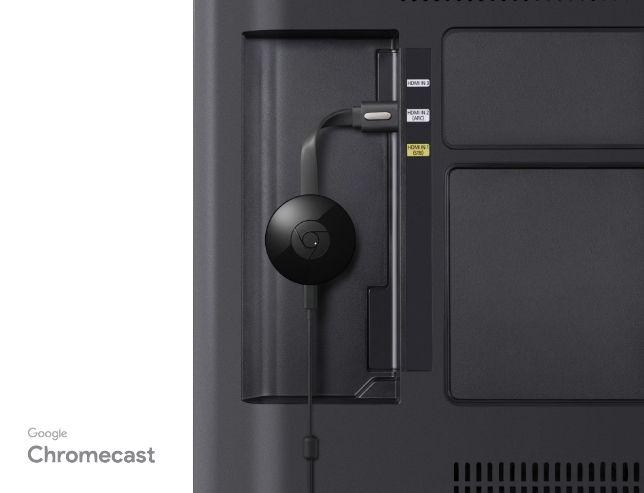 Google Chromecast(クロームキャスト)