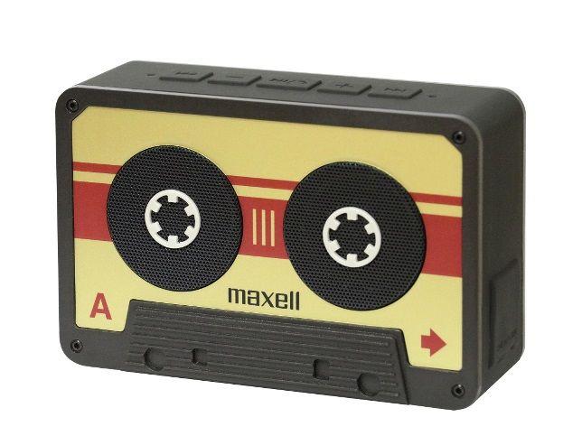 maxell Bluetoothスピーカー「MXSP-BT90GD」