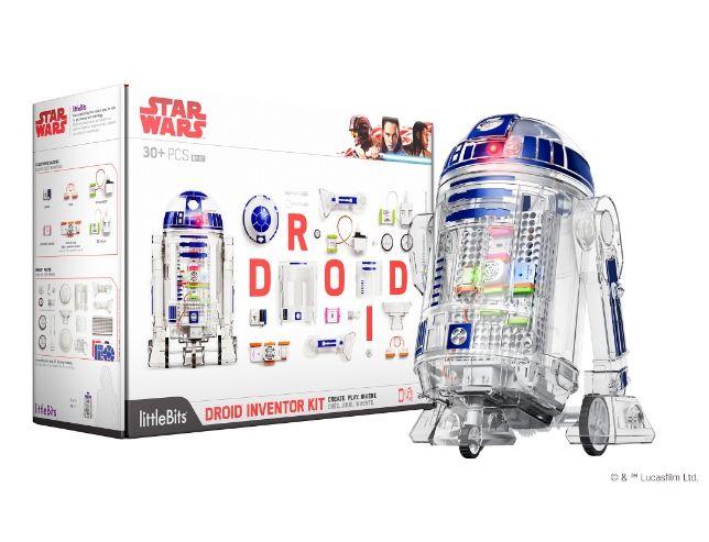 あの「R2-D2」が動き出す!『DROID INVENTOR KIT』