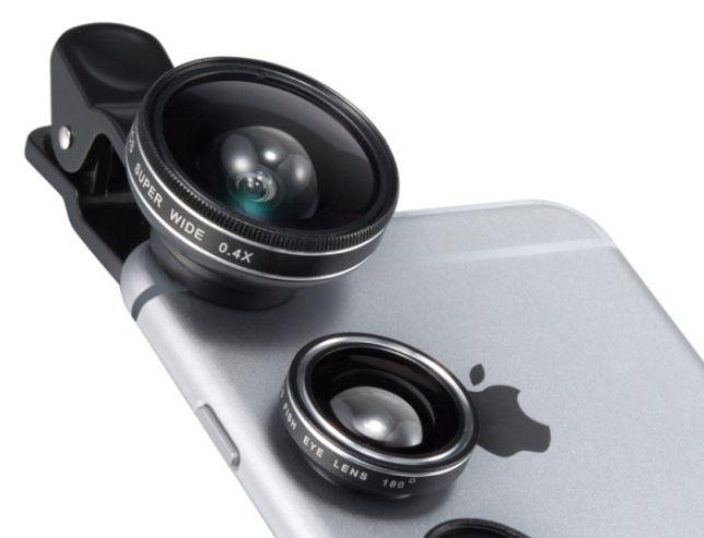TaoTronics 三点セット カメラレンズキット TT-SH014