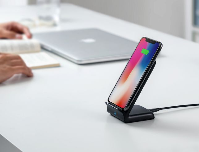 【USB充電器セット】Anker PowerWave 7.5 Stand