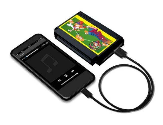 モバイルバッテリー「BGAMEナムコクラシックシリーズ」